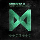 MONSTA X - THE CONNECT : DEJAVU [Random ver.] (6th Mini Album) CD+Booklet+2 Photocards+Official Folded Poster+Extra Photocard