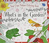 What 's in the Garden ????Coloring Book