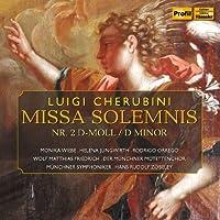 Cherubini: Missa Solemnis No.2 D Minor (Profil: PH11060) by Monika Wiebe (2011-11-15)