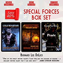 Special Forces 3 in 1 Book: Cold Mountain / Peace / The Protectors