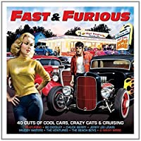 Fast & Furious [Double CD] by Various Artists