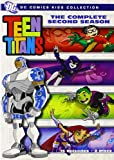 Teen Titans: Complete Second Season [DVD] [Import]