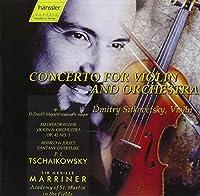 Tchaikovsky;Violin Concerto