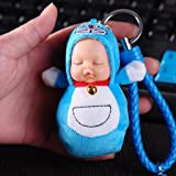 Love The Family Creative Doll Christmas Ornament Funny Accessorie Car Key Pendant Interesting Toy Keychain Mini Figures Pp Co