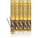 HEM PALO SANTO Incense (Holy Wood): 100 Incense Sticks (5 x 20 stick packs)