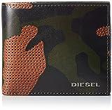 (ディーゼル) DIESEL メンズ 二つ折り 財布 CAMOU DRILL HIRESH S - wallet X04369P1223 H5254 UNI