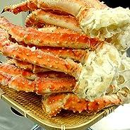 2019最高傑作 タラバガニ 脚 3肩前後 北海道加工 大きさ半端ない たらば蟹 約3kg