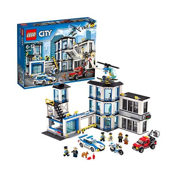 レゴ (LEGO) シティ レゴ®シティ ポリス...の商品画像