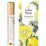 tokotowa organics ロールオンパフュームオイル イエロー