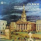 バッハ:管弦楽組曲第1番~第4番