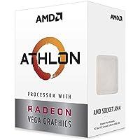 AMD Athlon 3000G Processor with Radeon Graphics 3.5GHz 2コア…