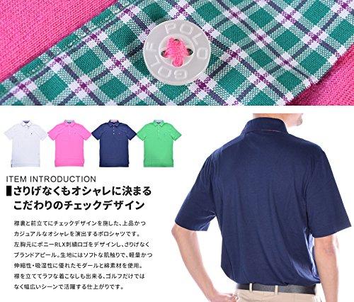 ポロゴルフ クラブ ライル 半袖ポロシャツ