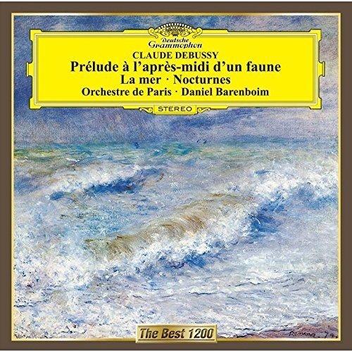 ドビュッシー:交響詩「海」、牧神の午後への前奏曲、夜想曲