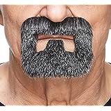 [マスタック]Mustaches Inmate salt and pepper beard by 7130751 [並行輸入品]
