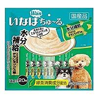 いなば 犬用おやつ ちゅ~る20本入り 水分補給 とりささみ チキンミックス味 14g×20本