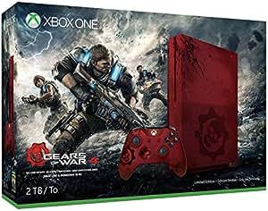 Xbox One S 2TB Console - Gears of War 4 Limited Edition Bundle コントローラー セット ギアーズ・オブ・ウォー4  並行輸入品 [並行輸入品]