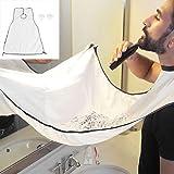【JLM-Waroom】 Professional beard bib  Shaving Apron  Hair apron  Beard shaving  Barber cap  Liu Haixing beard trimmi