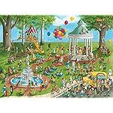 Ravensburger Dog Park Puzzle 300pc,Children's Puzzles
