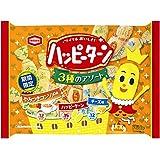 亀田製菓 ハッピーターン3種アソート 154g×12袋