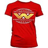 Aliens Officially Licensed Wayland-Yutani Corp. Women T-Shirt