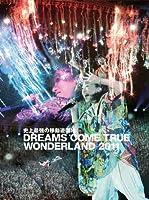 史上最強の移動遊園地 DREAMS COME TRUE WONDERLAND 2011 (初回限定盤) [Blu-ray]
