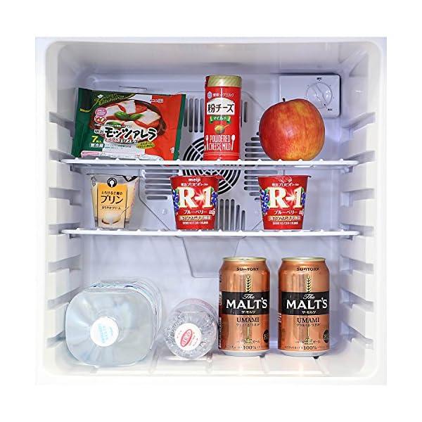 エスキュービズム 冷蔵庫一体型ワインクーラー ...の紹介画像7