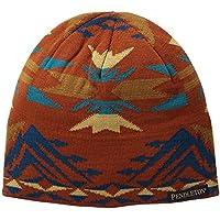 Pendleton Men's Knit Watch Cap Echo Peaks Copper One Size [並行輸入品]