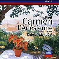 Bizet: Carmen Suites 1 & 2; L'Arlesienne Suites 1 & 2 (2008-09-16)