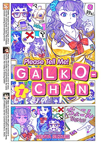 Please Tell Me! Galko-Chan 1