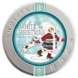 LUPICIA (ルピシア) 2017Xmas 5524 WHITE CHRISTMAS 50g限定デザイン缶入