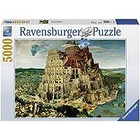 5000ピース ジグソーパズル  ブリューゲル バベルの塔 Brueg.d.Ä.,Turmbau z.Babel  (153 x 101 cm)