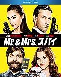 Mr.&Mrs.スパイ 2枚組ブルーレイ&DVD〔初回生産限定〕[Blu-ray/ブルーレイ]