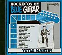 Rockin on My Blue Guitar