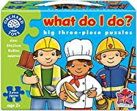Orchard Toys What do I do 2+