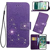Moonmini Xiaomi Mi 8 SE Case,財布型 Retro Multifunction Leather Wallet Case Cover [ Kickstand ] Pu Leather Wallet Case with ID & Credit Card Slot For Xiaomi Mi 8 SE