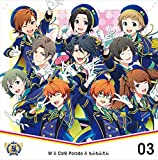 【Amazon.co.jp限定】THE IDOLM@STER SideM 5th ANNIVERSARY DISC 03 W&Café Parade&もふもふえん (デカジャケット付)