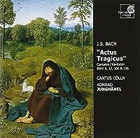 Actus Tragicus. Cantatas Bwv 4 12 106 196