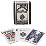Bicycle Prestige dura-flex Playing Cards (Colors May Vary) [並行輸入品]