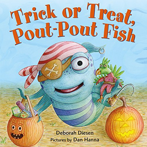 Download Trick or Treat, Pout-Pout Fish (A Pout-Pout Fish Mini Adventure) (English Edition) B01IN9HXEA