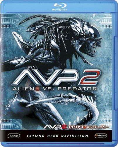 AVP2 エイリアンズVS.プレデター [Blu-ray] / スティーブン・パスカル, レイコ・エイルスワース, ジョン・オーティス, ジョニー・ルイス (出演); ザ・ブラザーズ・ストラウス (監督)
