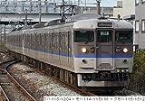 【カトー】(10-931)ラウンドハウス115系1000番台岡山更新色タイプ 3両セットK...