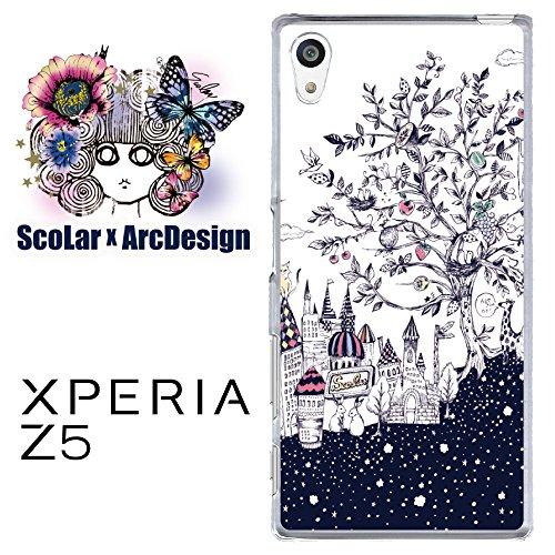 Xperia Z5 SO-01H SOV32 501SO ス...