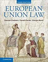 European Union Law: Text and Materials by Damian Chalmers Gareth Davies Giorgio Monti(2014-07-28)