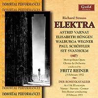 Strauss:Elektra/Rosenkavalier