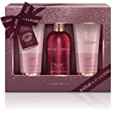 Baylis & Harding Midnight Plum & Wild Blackberry 3 Piece Set, 1.2 kilograms