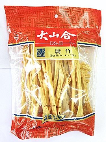 中国腐竹 ゆば 大山合 大豆製品 乾燥フチク ヘルシー湯葉 【中華食材】【中華物産】