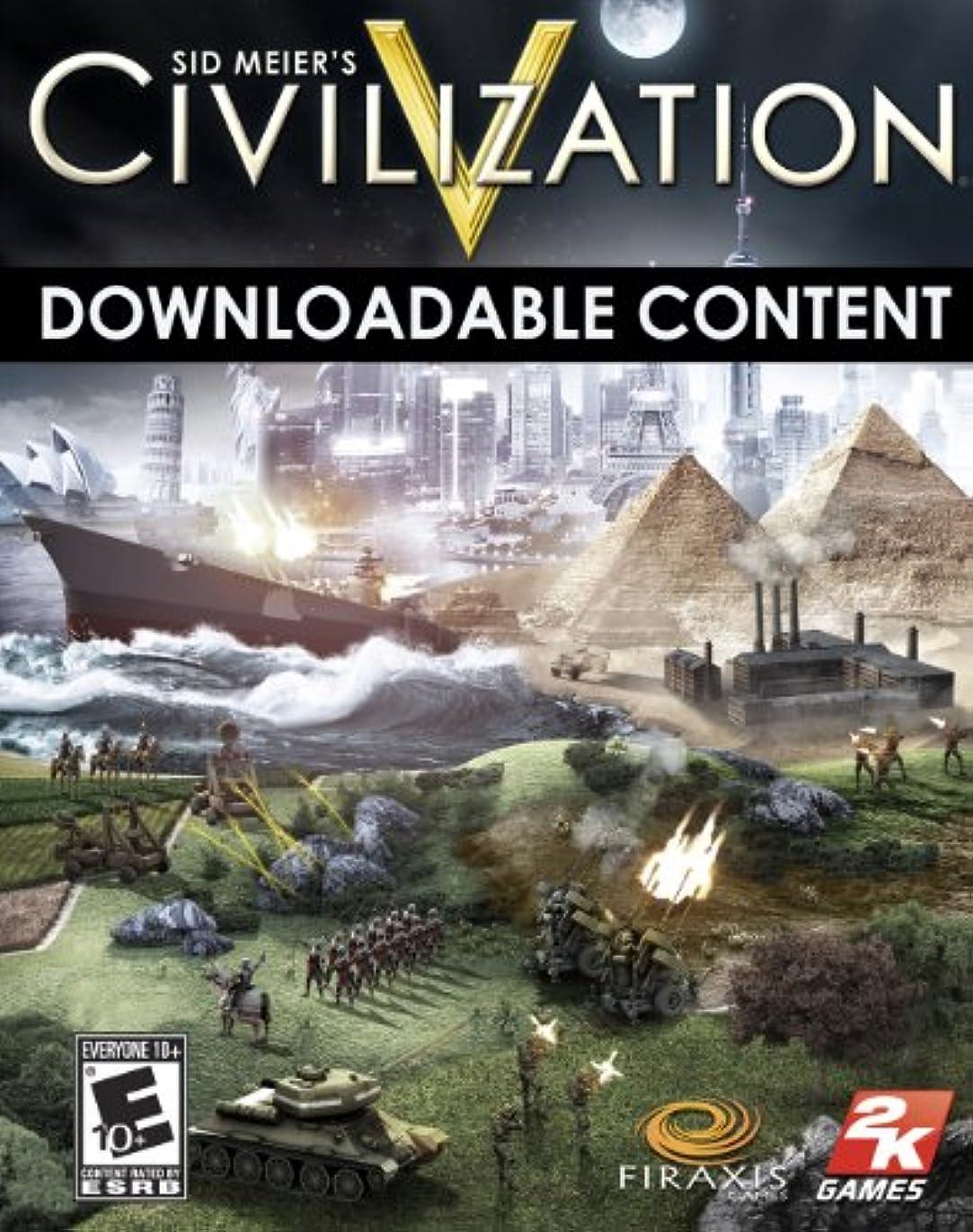 ナットダイヤル登録Civilization(R) V DLC : Civilization and Scenario Pack ‐ Korea (日本語版) [オンラインコード]