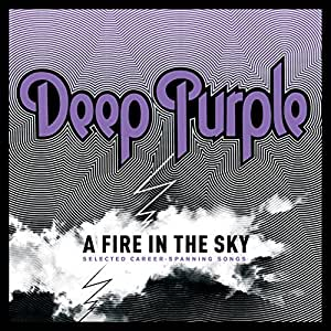 A FIRE IN THE SKY: A CAREER-SPANNING COLLECTION [CD]