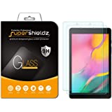 (2 Pack) Supershieldz for Samsung Galaxy Tab A 8.0 (2019) (SM-T290 Model only) Tempered Glass Screen Protector, Anti Scratch,