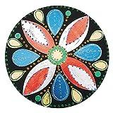 Foil Leaf Mosaics Craft Kit (makes 12)